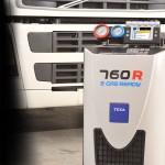 Установки заправки кондиционеров KONFORT 760R 2 GAS READY