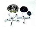 Комплект адаптеров для центровки колес грузового транспорта