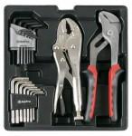 Инструментальный ящик с набором инструмента 117 предметов