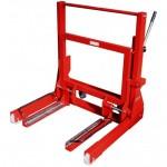 Гидравлическая тележка для снятия и установки колес, г/п 700 кг. WERTHER PL701