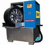 Мойка для колес легковых и полугрузовых автомобилей WULKAN-300