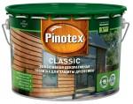 Пропитка для дерева Pinotex Classic Эффективная декоративная пропитка для защиты древесины