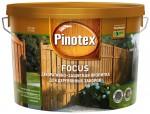 Пропитка для дерева Pinotex Focus Декоративно- защитная пропитка для деревянных заборов