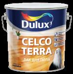 Лак для пола CELCO TERRA 1 л.