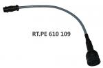 Кабель RT.PE-109 (Renault), аналог 0 986 610 109