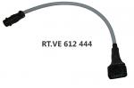 Кабель RT.VE-444 (VW, Audi A3) аналог 0 986 612 444