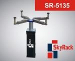 SR-5135 Автомобильный одностоечный плунжерный электрогидравлический подъемник