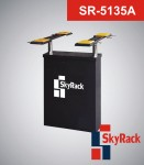 SR-5135A Автомобильный двухстоечный плунжерный электрогидравлический подъемник