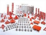 Набор оборудования для правки грузовиков и автобусов