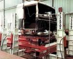 CAB BENCH - cтапель для правки кабин грузовиков
