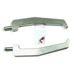 2 X4 удлиненных рукава из алюминия LG 440 мм с 2 гранеными