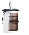 Комплект с насосом PumpMaster 3, коэффициент сжатия 55:1, для бочек 185 кг