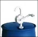 Роторный ручной насос со шлангом
