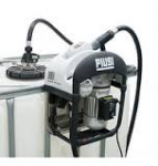 PIUSI THREE25 230/50 SB325 MET/EXT- Комплект для перекачки мочевины (нижнее подключение)