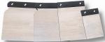 Шпатели для кузовных работ BAHCO 22209004B