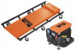 Тележка подкатная + стул механика BAHCO BLE304