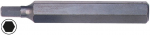 Шестигранные биты 10 мм BAHCO BE5049H_L