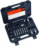 Универсальный набор из 24 инструментов для снятия генератора BAHCO BE500P24