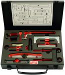 Универсальный набор для контроля и регулировки фаз газораспределения двигателей Audi/ Volkswagen Group BAHCO BE523161